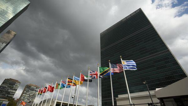 UN General Assembly - Sputnik International