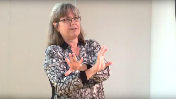 Donna Strickland - Sputnik International