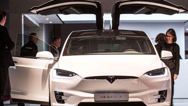 Fast and Furious: Latest Cars Presented at 2018 Paris Motor Show - Sputnik International