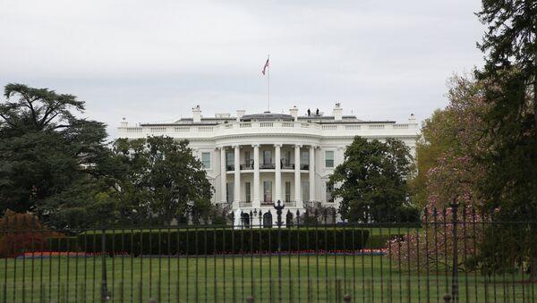 White House in Washington, DC - Sputnik International