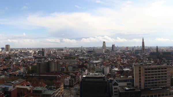 Antwerp Panoramic - Sputnik International