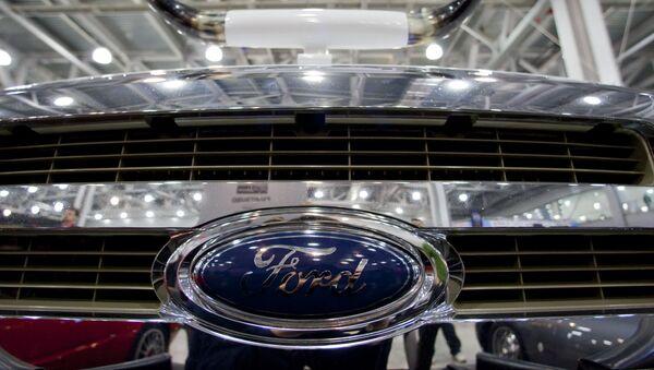 Ford Motor Co - Sputnik International
