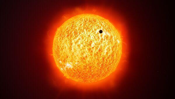 The Sun and Mercury - Sputnik International