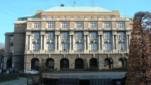 Charles University in Prague, Czech Republic - Sputnik International