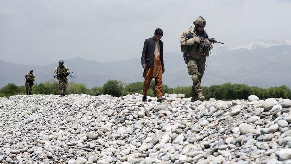Afghanistan Unrest Military Czech Nato - Sputnik International