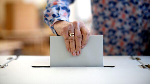 Wahllokale in Nürnberg, Bayern - Sputnik International