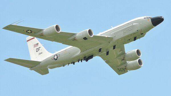 USAF RC-135W Rivet Joint - Sputnik International