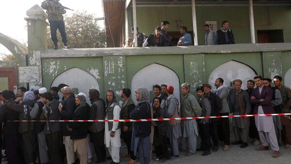 Parliamentary Elections in Kabul - Sputnik International