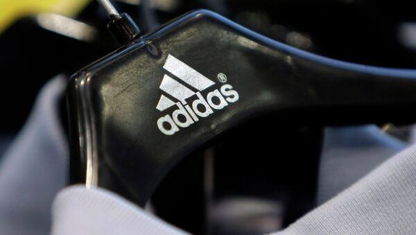 Adidas Logo - Sputnik International