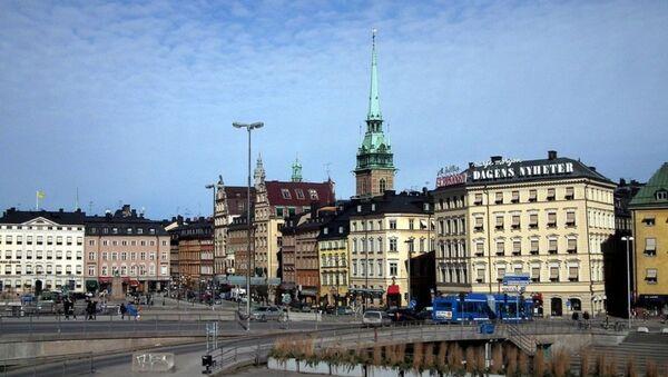 Stockholm. Dagens nyheter - Sputnik International