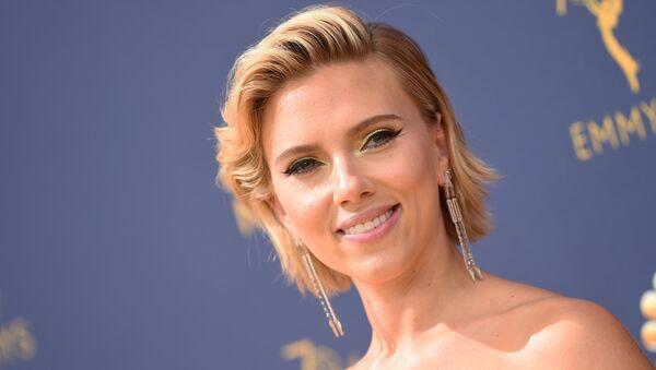 Scarlett Johansson arrives for the 70th Emmy Awards at the Microsoft Theatre in Los Angeles, California on September 17, 2018. - Sputnik International
