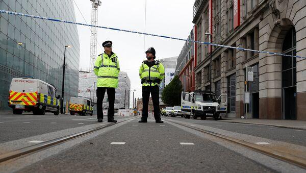 Manchester Police  - Sputnik International
