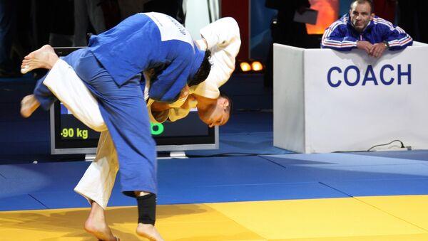 Judo - Sputnik International