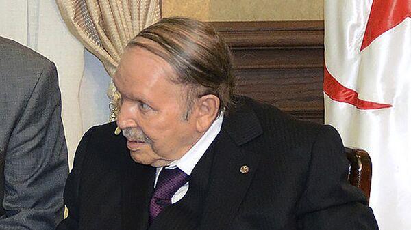 Abdelaziz Bouteflika - Sputnik International