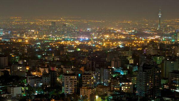 Here comes Tehran - Sputnik International