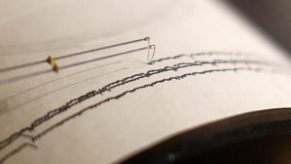 A working seismograph - Sputnik International