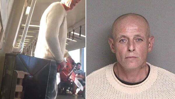 San Fran Slasher? Transit Riders Threatened by Chainsaw-Wielding Commuter - Sputnik International