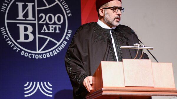 Dr. Aref Ali Nayed - Sputnik International
