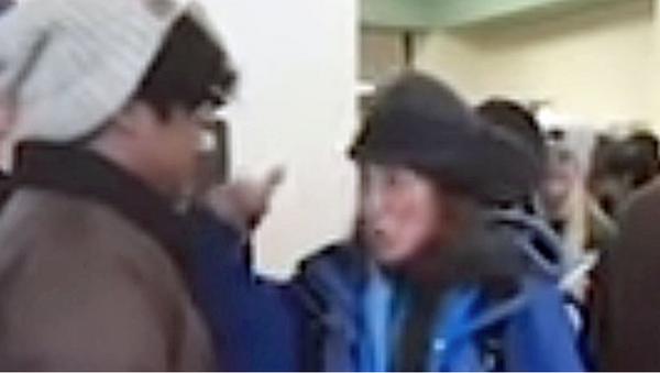 'Go Back Where You Came From': US Woman Arrested for Accosting Voter - Sputnik International