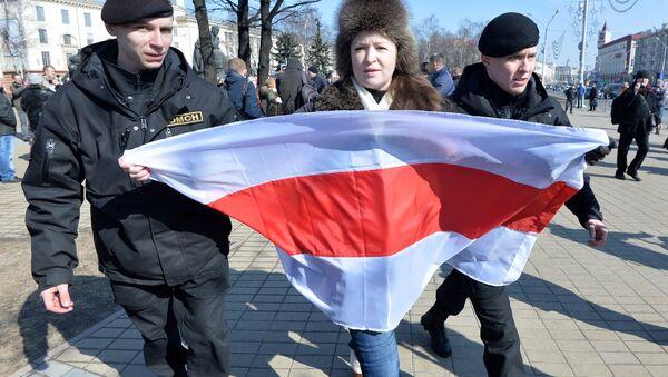 'Day of Will' Protests in Minsk. File photo. - Sputnik International