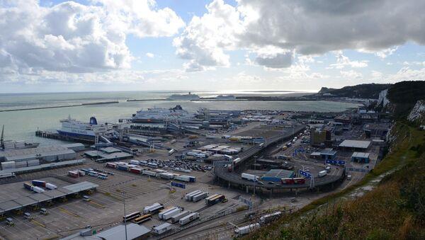Dover port, England - Sputnik International