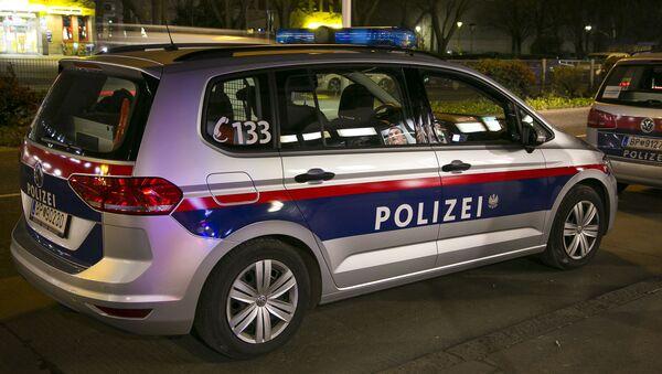 Vienna, police vehicle - Sputnik International