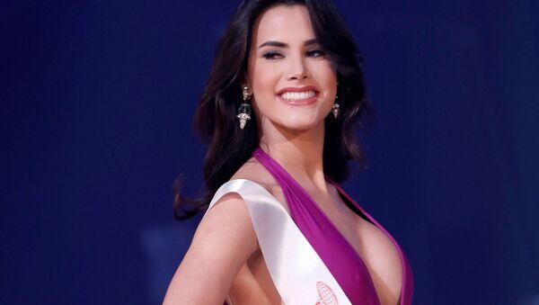 Smokin' Hot! Venezuela Wins Miss International Beauty Pageant 2018 in Japan - Sputnik International