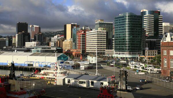 Wellington, la capital de Nueva Zelanda - Sputnik International