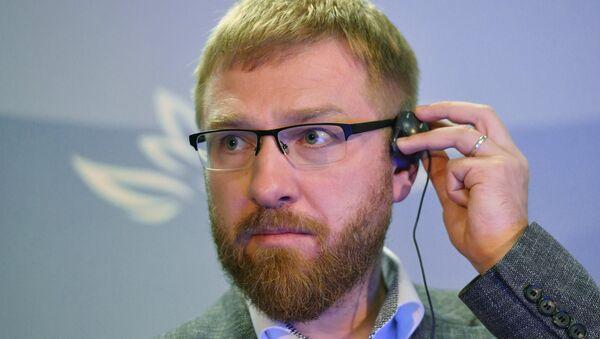 Alexander Malkevich, Editor-in-chief of 'USA Really news' - Sputnik International