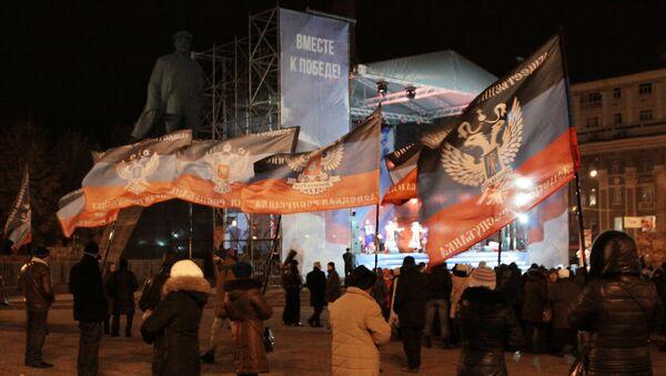 DPR, Election Campaign in Donetsk - Sputnik International