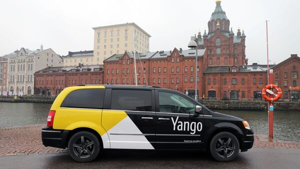Yango taxi - Sputnik International