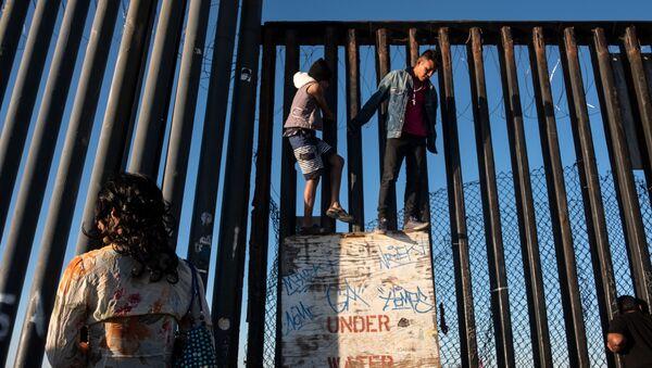 MEXICO-HONDURAS-US-MIGRATION - Sputnik International