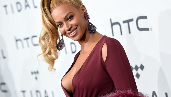 Beyonce Knowles arrives at TIDAL X: 1020 Amplified by HTC in New York. - Sputnik International