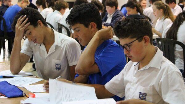 Herzlia Middle School - Sputnik International