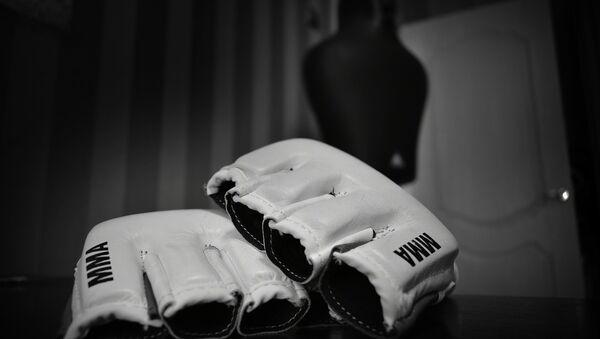 MMA gloves - Sputnik International