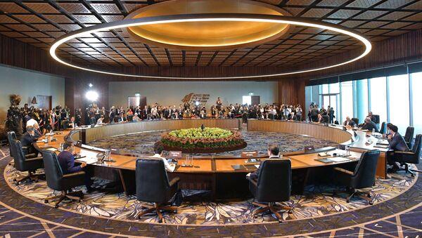 APEC 2018 Summit Day Two - Sputnik International