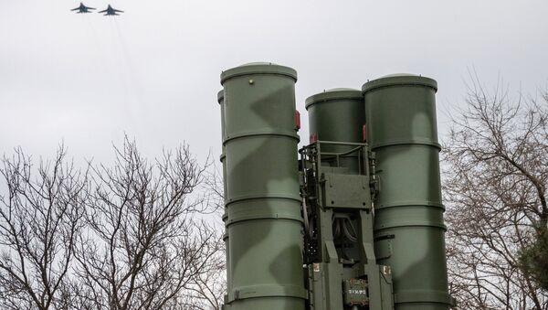 S-400 the next-generation mobile missile system - Sputnik International