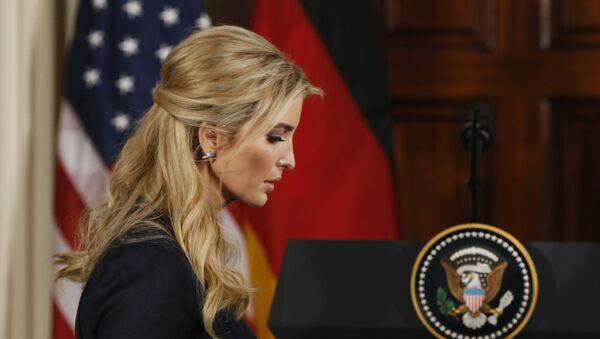 Ivanka Trump - Sputnik International