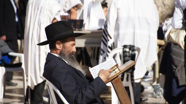 Jewish man - Sputnik International