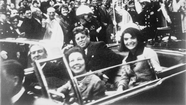 Shots in Dallas: Tribute to JFK on the 55th Anniversary of His Assassination - Sputnik International