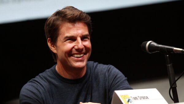 Tom Cruise - Sputnik International