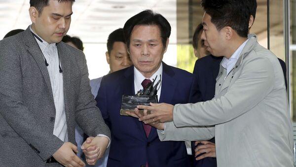 South Korean pastor Lee Jae-rock - Sputnik International