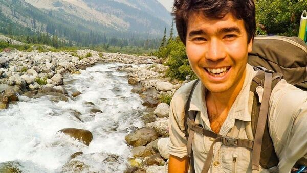 An American self-styled adventurer and Christian missionary, John Allen Chau, has been killed and buried by a tribe of hunter-gatherers on a remote island in the Indian Ocean where he had gone to proselytize, according to local law enforcement officials, in this undated image obtained from a social media on November 23, 2018. - Sputnik International