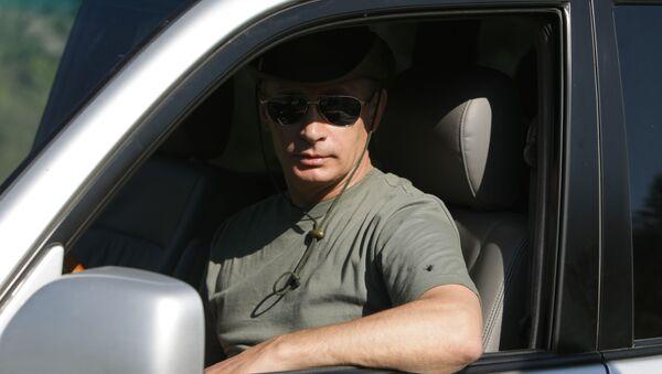 State Wheels: Vladimir Putin and the Cars He Rode - Sputnik International