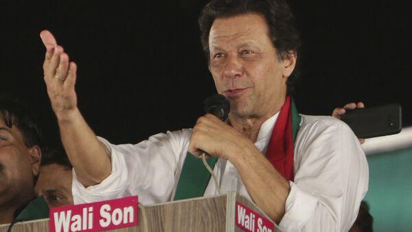 Pakistani politician Imran Khan - Sputnik International