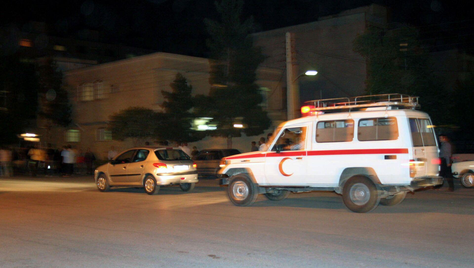 Tehran ambulance - Sputnik International, 1920, 02.08.2021