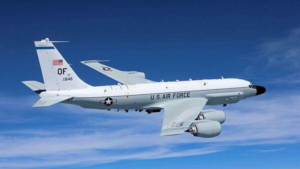 Boeing RC-135V - Sputnik International