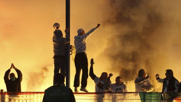 Polish Hooligans (File) - Sputnik International
