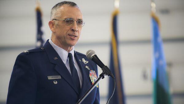 U.S. Air Force Col. Thomas W. Jackman Jr - Sputnik International