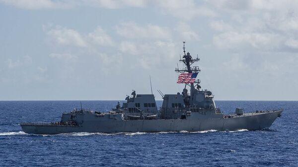 USS Stockdale (DDG 106) - Sputnik International